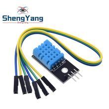 DHT11 ShengYang модуль датчика температуры и относительной влажности для Arduino