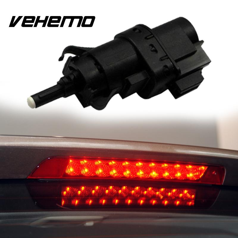 Pedal Switch Control Plastic 3M5T13480AC Pedal Switch Stop Lamp Parts Car Foot Switch for Ford