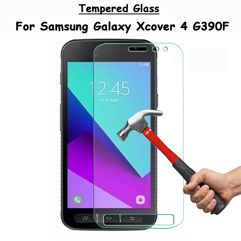 Xcover4 For Tempered Glass Samsung Galaxy Xcover 4 Screen ...