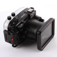 Waterproof Underwater Diving Camera Housing Case bag for Fujifilm Fuji XA2 XA 2 16 50mm Len