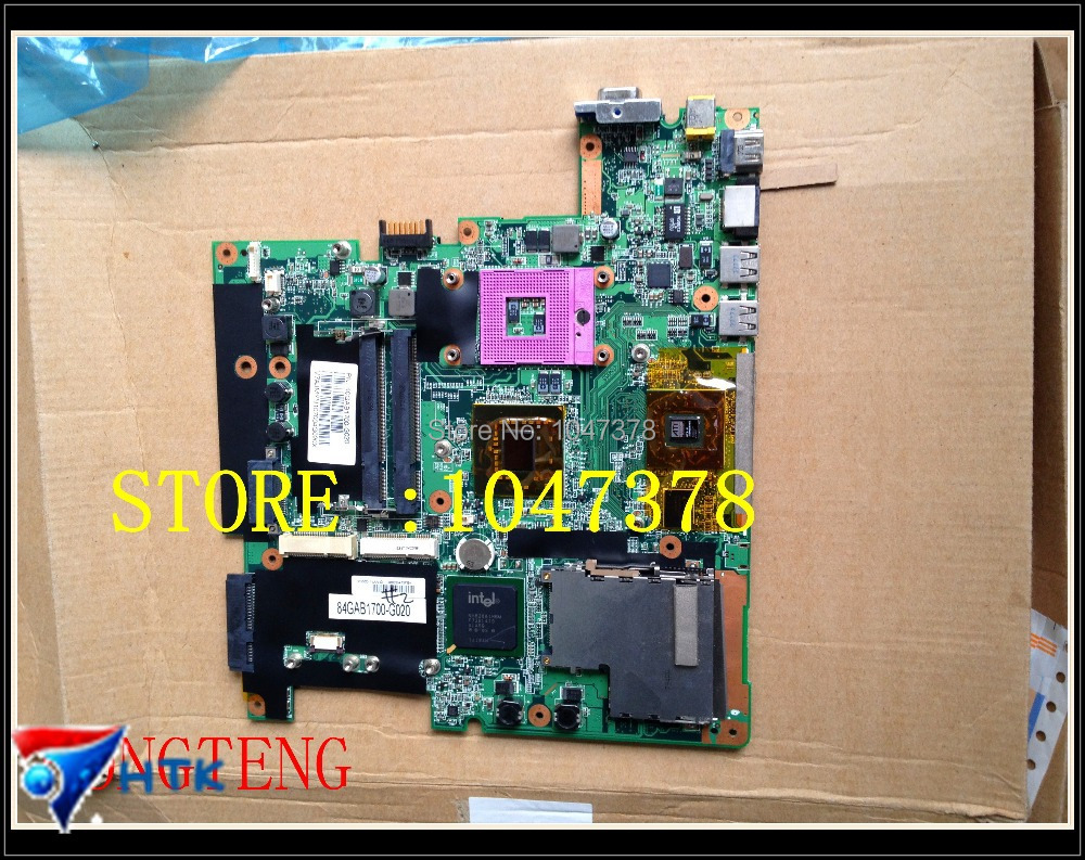 Wholesale 40GAB170-G020 FOR Gateway W350i laptop motherboard 100% Work Perfect