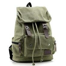 2017 Ретро ноутбук сумка рюкзак большой Ёмкость холст компактный Обувь для девочек студент рюкзак унисекс Для женщин двойной плечо рюкзак