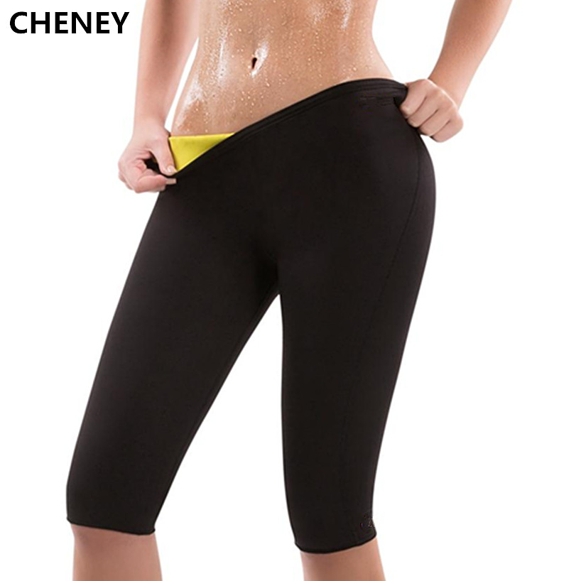 CHENYE Women Quality Anti Cellulite Weight Loss Shorts Neoprene Body Shaping Pants Shapers Plus-Size Compression Slimming Pants
