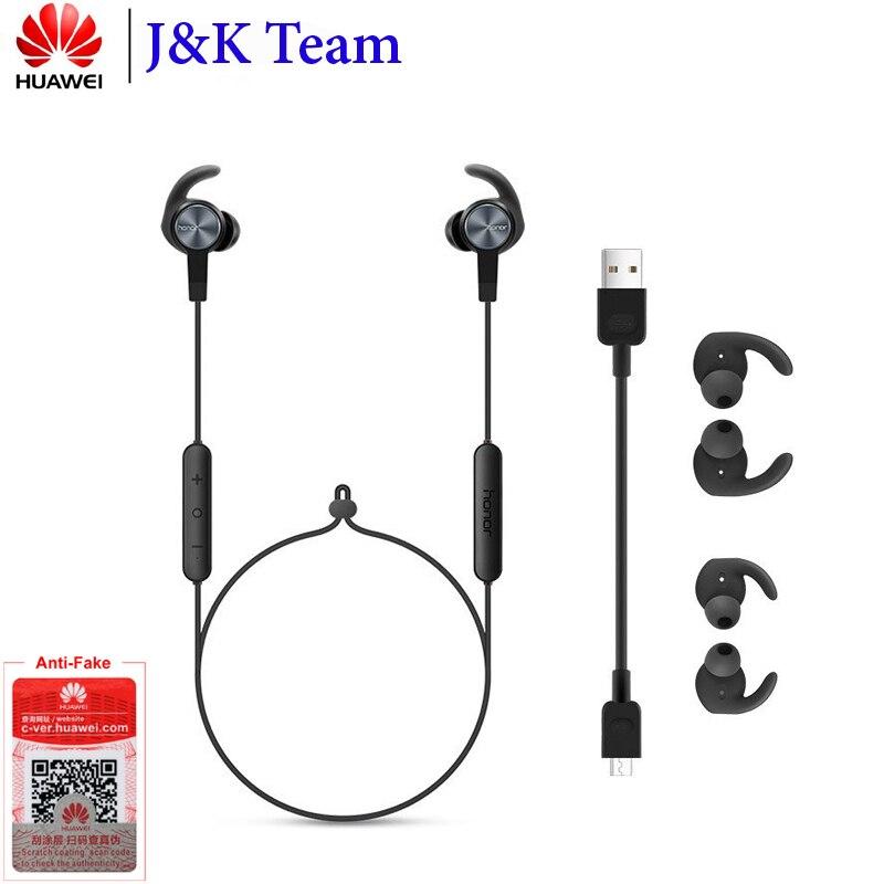 Huawei honor sport am61 Wireless Earphones Honor Earphone Bluetooth IPX5 Waterproof BT4 1 Mic Control Wireless