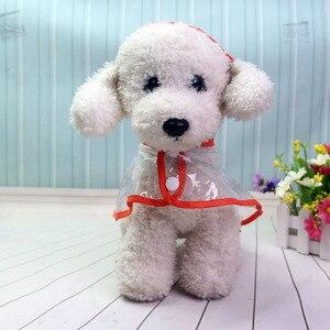 Image 3 - Impermeables capas impermeables transparentes XS XL chubasquero para perros, ropa ligera para perros, accesorios para mascotas, lluvia para cachorros