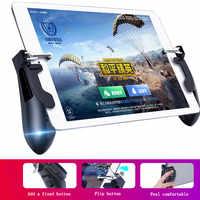 Kontroler Mobie PUBG dla ipada iPhone samsung gamepad do gier Tablet przycisk spustowy przycisk do celowania uchwyt do gier mobilnych Joystick