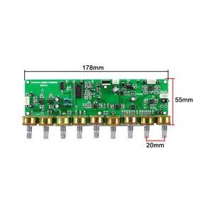 Image 2 - GHXAMP T62M0001A オーディオミキサーボードステレオカラ Ok 残響ボードプリアンプトーンと高音と低音調整 DC12V 1 pc