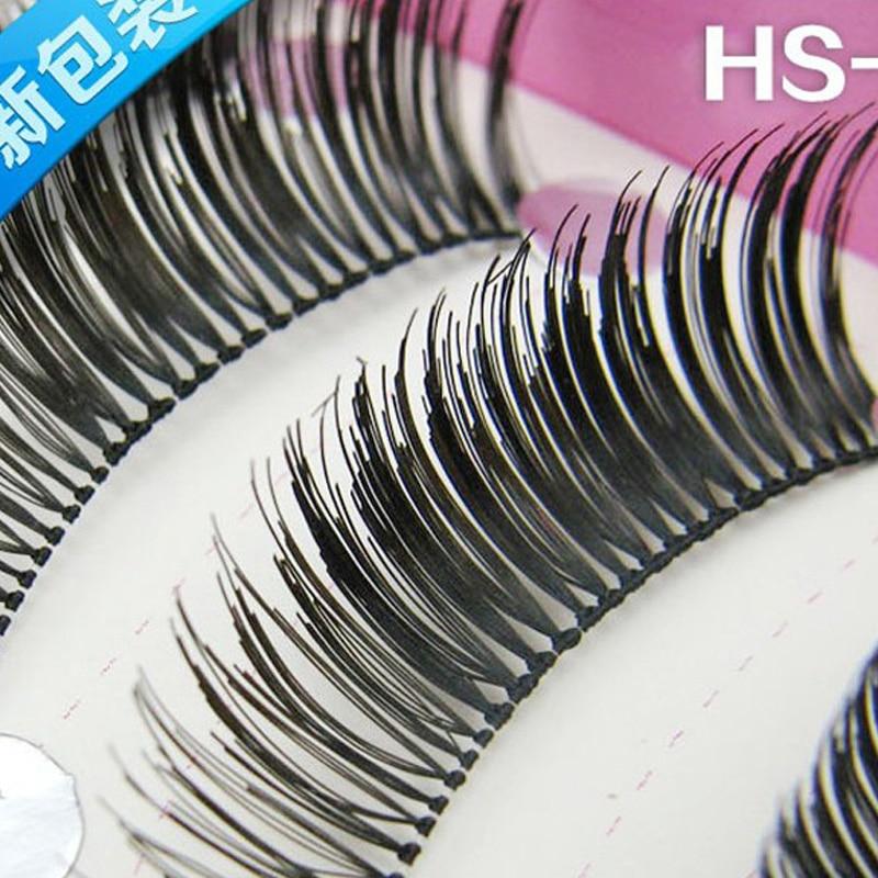 10PairsHandmade Fake Eye Lashes Extension Long False Eyelashes Makeup Beauty Tools Maquiagem Lashes Extensions For Professionals