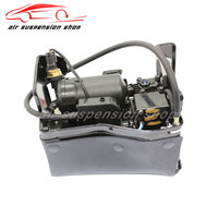 For GMC Yukon 1500 Cadillac DTS CHEVROLET Suburban Avalanche Tahoe Chevy Air Suspension Compressor Pump Pneumatic Shock Absorber