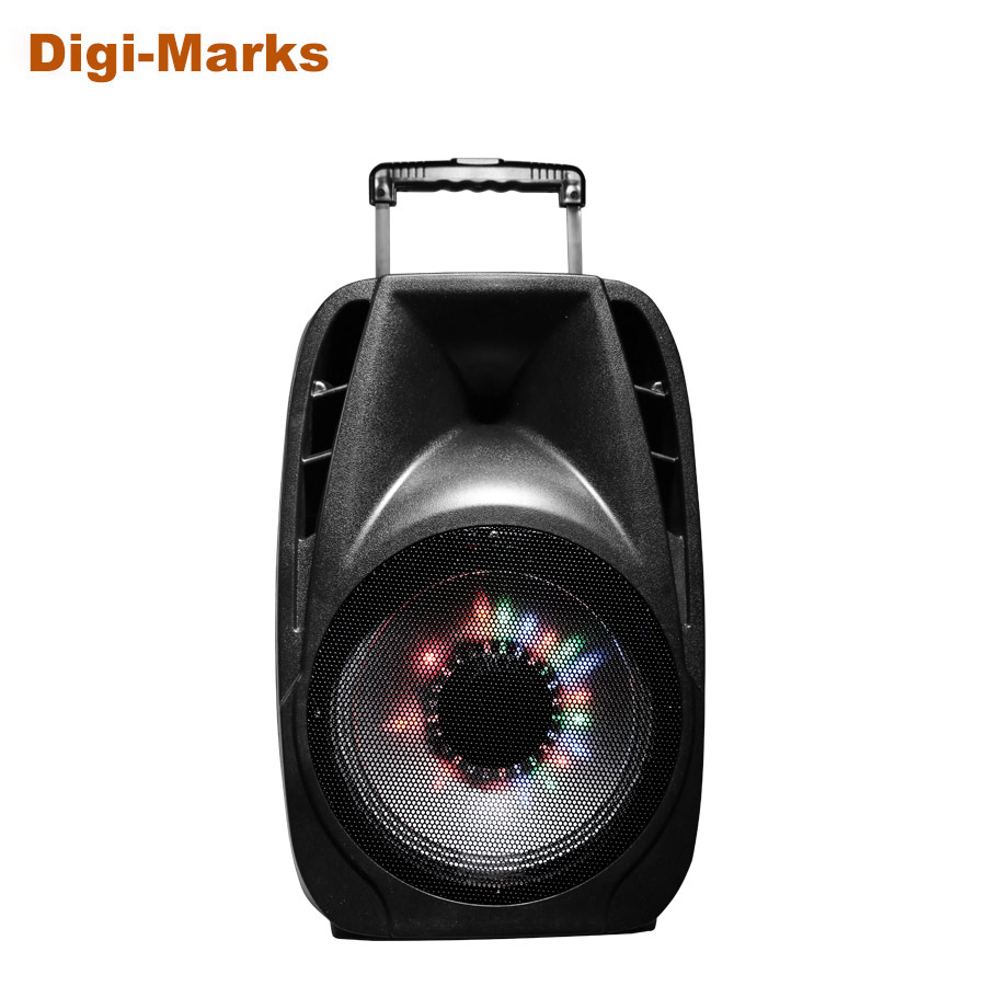 15 portabale outdoor bluetooth dj disco speaker support usb sd with led shining in portable. Black Bedroom Furniture Sets. Home Design Ideas