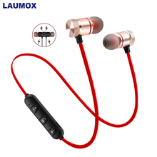 Magnetic Bluetooth Earphone Sport Wireless Headphone Headset Handsfree Earbuds With Microphone For Huawei Xiaomi Samsung