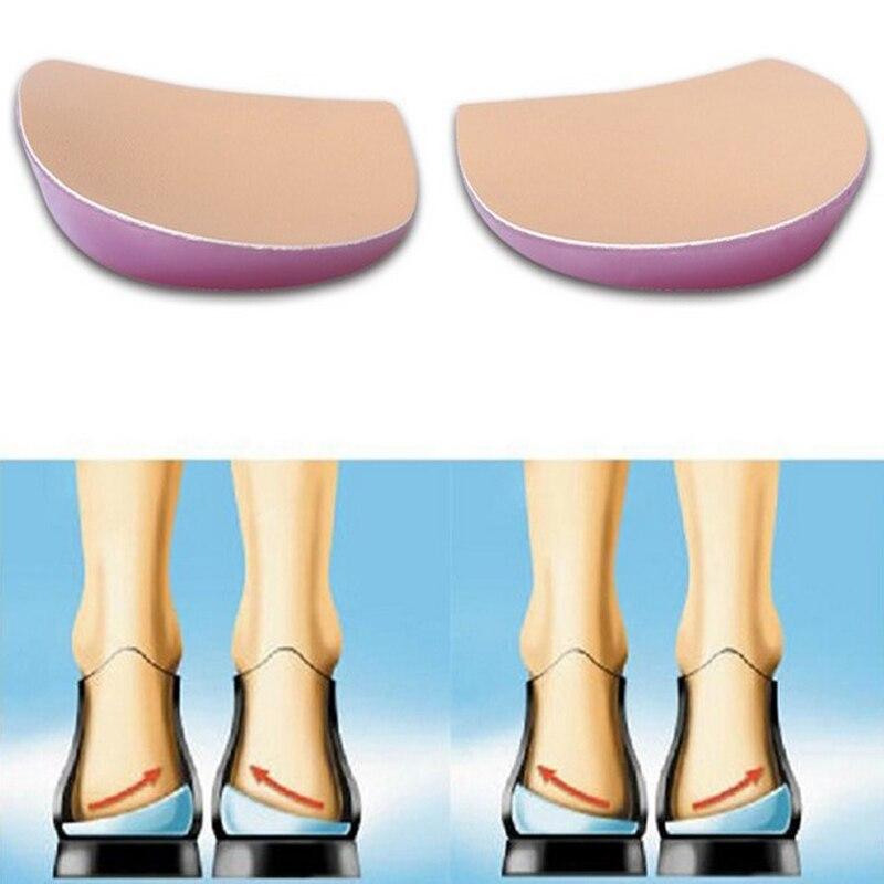 1 Pair Shoe Insole Correction Unisex Othotic X&O Shape Legs Orthopedic massage Varus Foot Valgus Feet Arch Support Protector