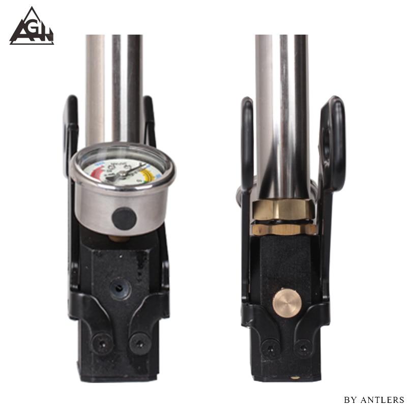 4500psi 30Mpa воздуха PCP Пейнтбол насос с 3 я ступенями пневматическая винтовка ручной насос высокого давления с фильтром мини компрессор bomba сточных вод не hill - 4