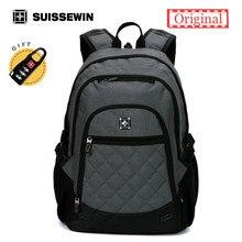 Suissewin фирменные школьные сумки рюкзак swisswin sn9616 нейлон мальчики девочки рюкзак sac dos мужской bagpack mochila мешок школы(China (Mainland))