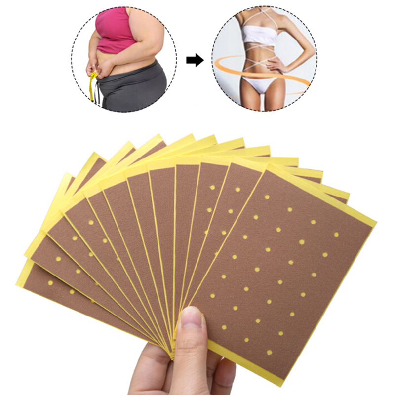 12Pcs Wonder Slimming Patch Belly Abdomen Weight Loss Fat ...