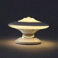 LED חיצונית מקורה לילה סיבוב גוף ושליטה קולית אוטומטי אורות מסדרון מדרגות חדר שינה ארון בגדים קטן מנורות לילה אור