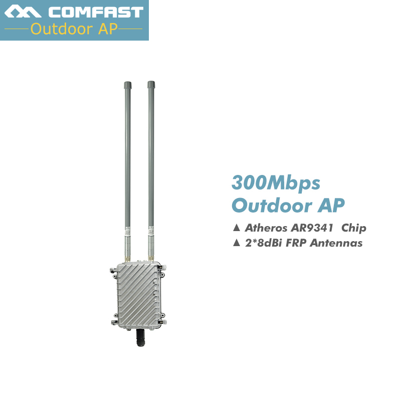 COMFAST CF-WA700 300Mbps Outdoor Wireless AP base station larger area Atheros AR9341 Chip omnidirectional AP router for school