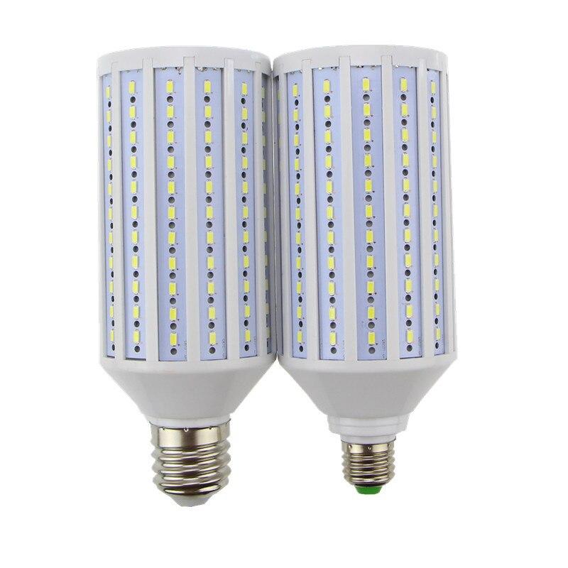 1pcs 50w 60w 80w 100w led bulbs lamp smd e27 b22 e40 cold warm