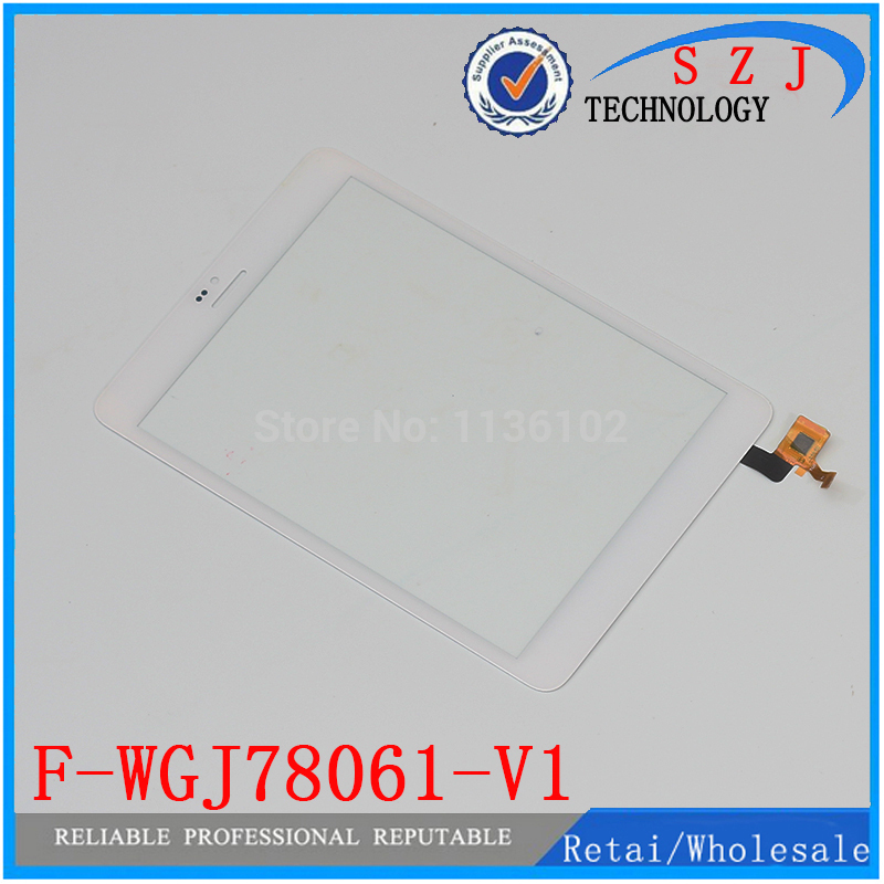 New 7.85'' inch case capacitive touch screen F-WGJ78061-V1 tablet external panel handwriting screen Free shipping black new 8 tablet pc yj314fpc v0 fhx authentic touch screen handwriting screen multi point capacitive screen external screen