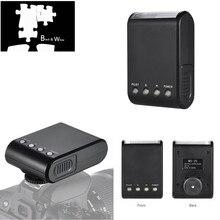 Mini Flash Speedlite Torcia Elettrica per Nikon D5600 D5500 D5300 D5200 D5100 D5000 D3500 D3400 D3300 D3200 D3100 D3000 D7200 D7100