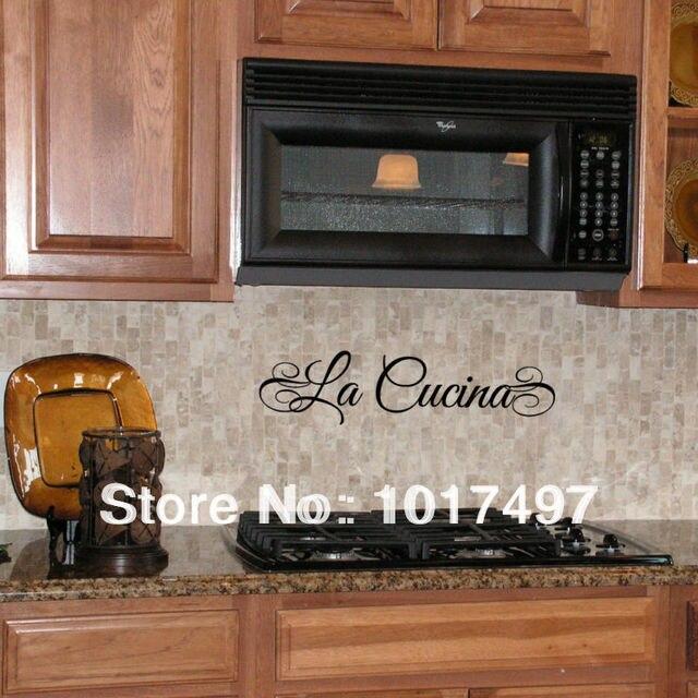 Buy Free Shipping La Cocina Spanish Or La Cucina Italian Kitchen Waterproof