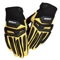 2014 Scoyco MX46 Motocross MX Racing Training Gloves MX Bike Protective Sports Wear Free Shipping Rival