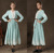 Turca de alta qualidade Primavera Outono mulheres roupas Vintage Bordado Vestido Elegante Vestuário Islâmico Abaya Muçulmano robe musulmane