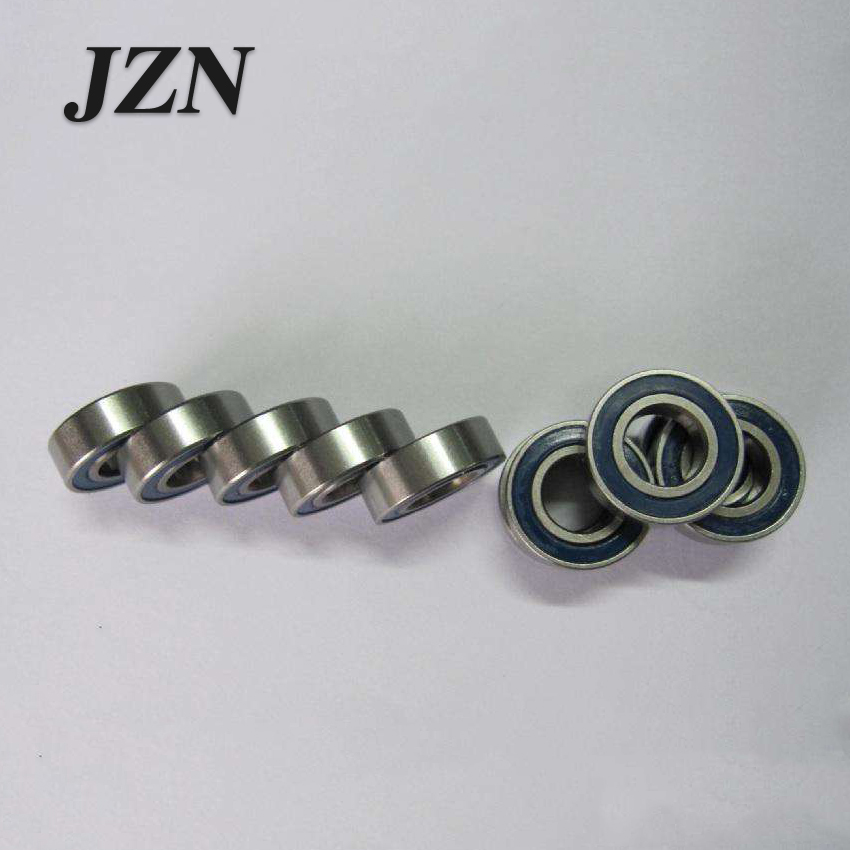цены Desktop 3D Printer Special Bearing 608ZZ (10PCS) ABEC-5 8X22X7mm Mute Speed Miniature Ball Bearings ZZ809 Reprap Prusa i3 Parts