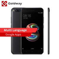 Original Xiaomi Mi 5X Mi5X Mobile Phone Snapdragon 625 Octa Core 4GB RAM 64GB ROM 5.5