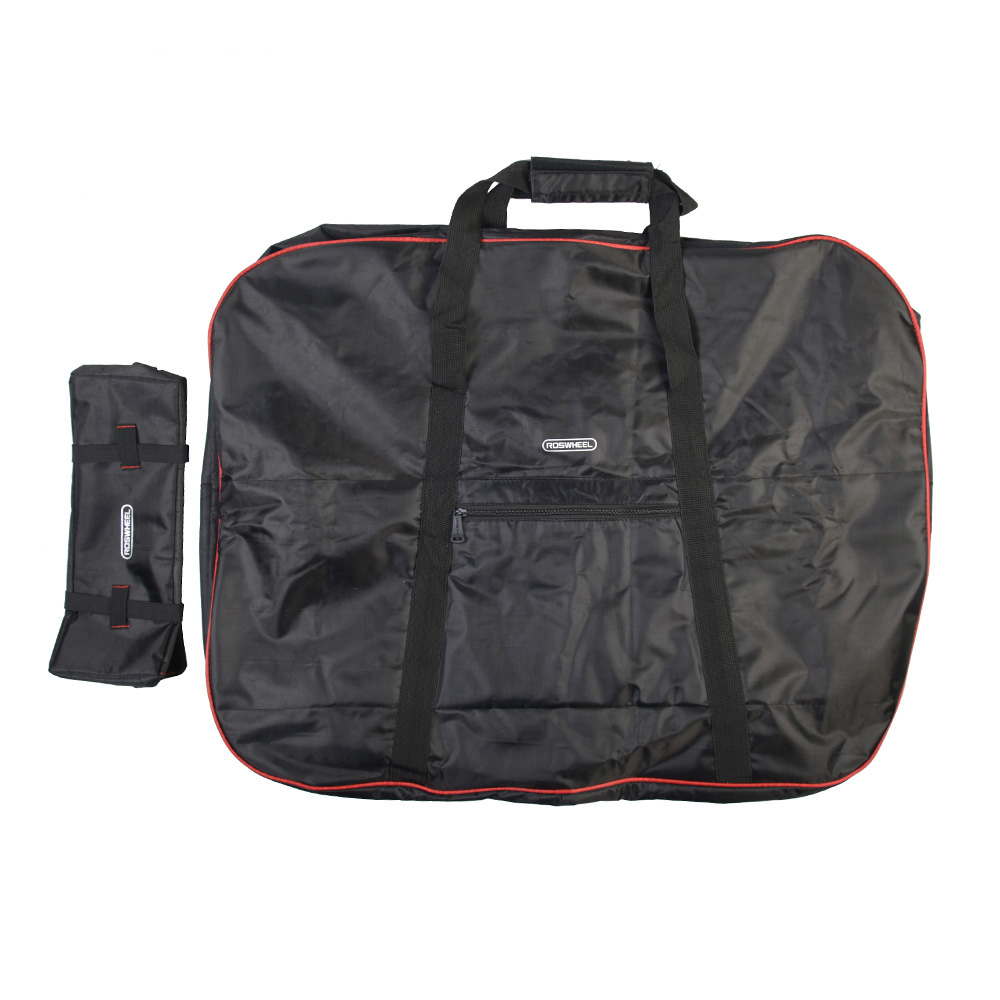 """Folding Bike Bag 14/""""-20/"""" Cycling Bicycle Transport Travel Carrier Storage Pouch"""