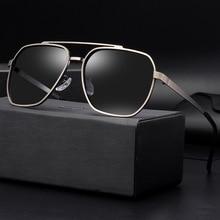 COLECAO Nuevas gafas de Sol Polarizadas de Los Hombres Gafas de Conducción Pesca HD Protectora de la Lente de gafas de Sol Polaroid gafas de sol hombres c1509