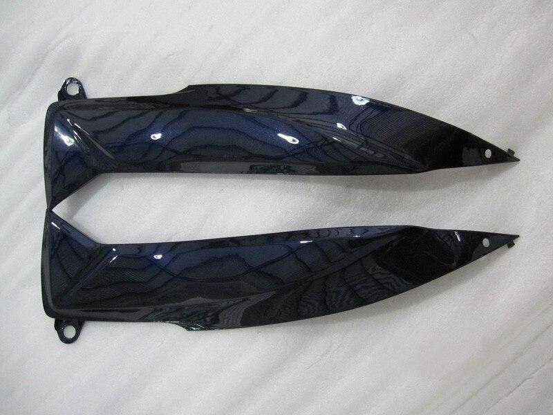Wotefusi Мотоцикл Обтекатели УФ краска Кузов Набор корпусных деталей для Suzuki GSXR 1000 K9 09-11 2010 10 [CK1187]