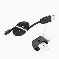 USB Power Data Adapter Cable GPS Location Tracker Remote Monitor Alarm USB To Micro USB Lighting