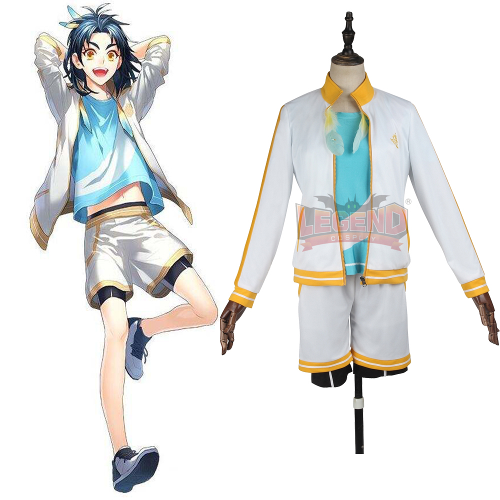 Cosplay legend Touken Ranbu Online Taikoganesadamune Cosplay adult costume full set all size custom made