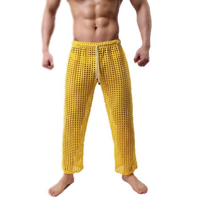 Гей секс в брюках