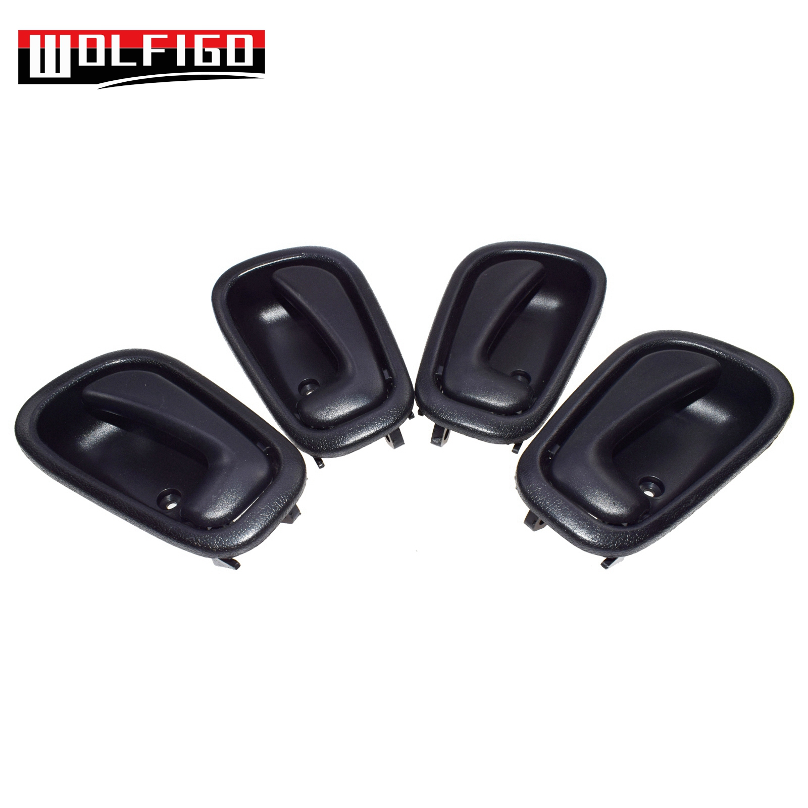For Toyota Corolla Chevy Prizm Outside Front Left Right Side Door Handle 98-02