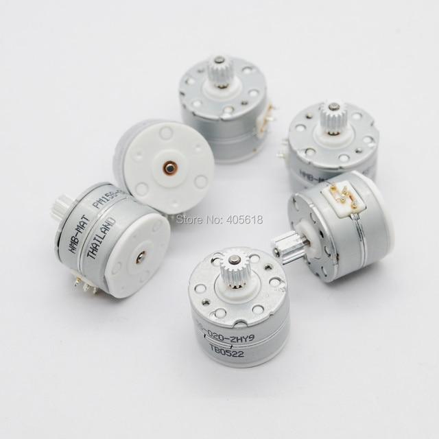 Neue 10 Stücke NMB 3 V 5 V DC 2 Phase 4 Draht Micro Schrittmotor ...