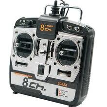Реальный 8CH RC симулятор полета поддержка G7 Феникс 5,0 XTR пульт дистанционного управления Вертолет с фиксированным крылом Дрон(Mode2