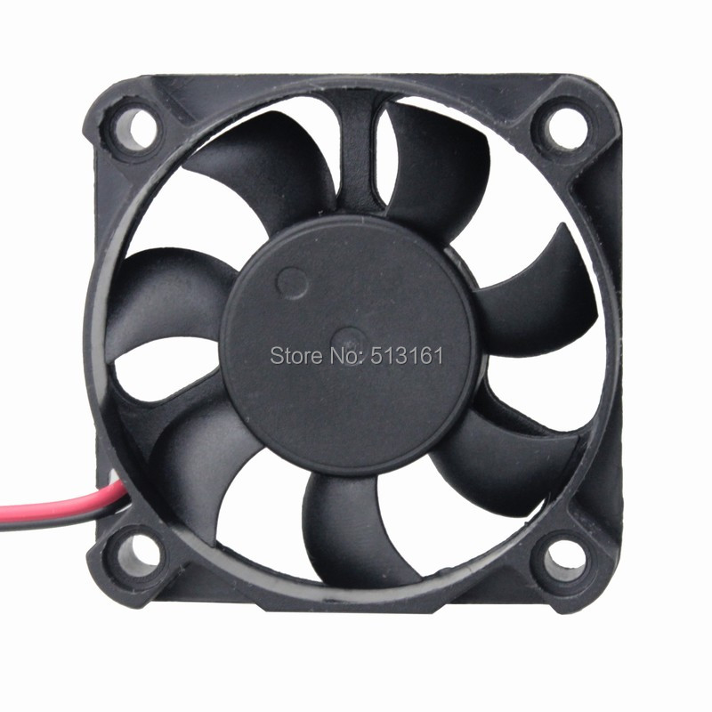 20pcs lot Gdstime 2Pin 12V 5010 50mm 50 50 10mm 5cm Computer Case DC Motor Cooling Fan in Fans Cooling from Computer Office