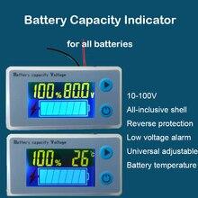 16 S 17 S 19 S 20 S סוללת ליתיום כוח מחוון קיבולת LCD חיישן טמפרטורת תצוגה אזעקת מתח נמוכה 67 V 71 V 80 V 84 V li ion