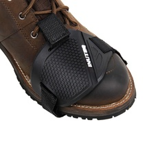 Cover Boots-Protector-Cover Shifter-Guard Shoe-Boots Moto-Gear Black Men