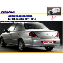 Liislee Car Rear View font b Camera b font For KIA Spectra 2011 2014 Reverse font