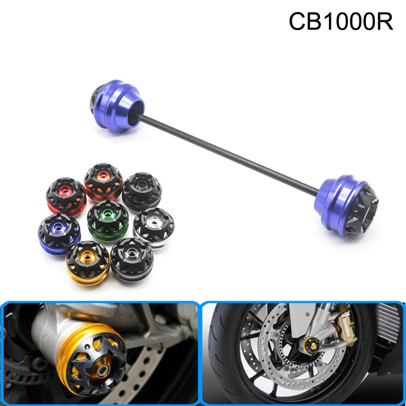 BYM CNC Modified Motorcycle Rear wheel drop ball / shock absorber for HONDA CB1000R 2008-2015 Free delivery shock absorber ad2580 absorber buffer bumper free shipping