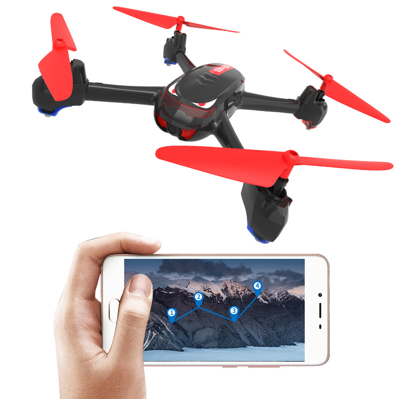 Image 3 - HR drone SH2GPS remote control aircraft intelligent automatic follow on return flight aircraft 1080P-in RC Airplanes from Toys & Hobbies