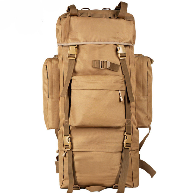 Roomy Storage Durable Waterproof Oxford Military Tactical Backpack