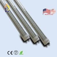 60W 48W 40W 8ft 6ft 5ft 4ft G13 Single Pin T8 V Shape Led Tube Smd2835