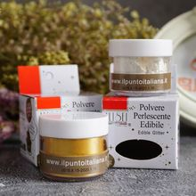 5g Flash Glitter Golden Silver Powder for Decorating Edible Food Chocolate Fondant Cake Biscuit Baking Supply Y1QB