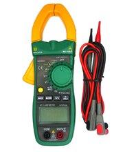 MS2026 Numérique AC Current Clamp Meter Auto Gamme résistance/capacité/fréquence Clamp diamètre: 40mm