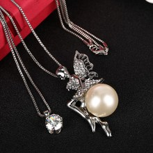 Fairy Angel Necklace