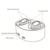 Original auricular bluetooth auriculares inalámbricos zonoki k2 doble dos estéreo auricular en el oído para iphone 7 7 plus samsung htc xiaomi